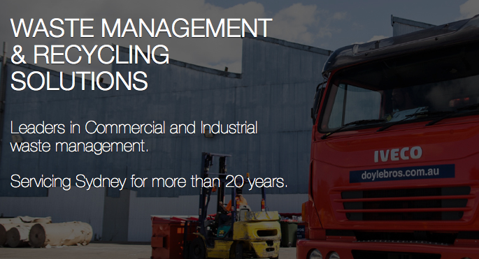 rubbish removal sydney waste management paper recycling
