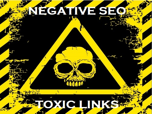 negative SEO toxic links