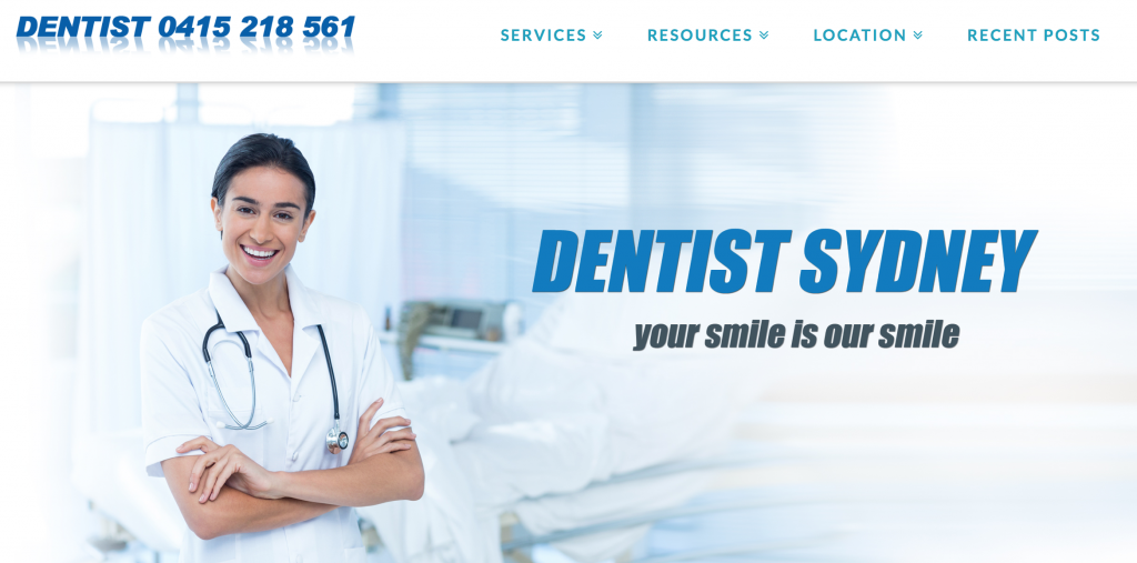 dentist seo digital marketing melbourne sydney perth adelaide brisbane